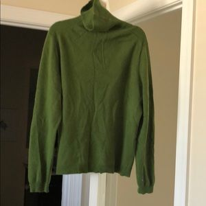 Cashmere green xl too